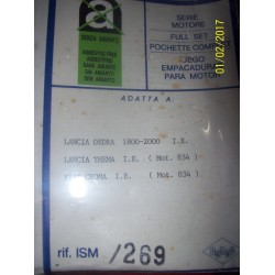 SERIE MOTORE DEDRA 1800-2000 - CROMA - THEMA 2000 ie
