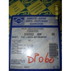 SERIE SMERIGLIO FIAT 127 1050  - FIORINO 1050 - RITMO 1050