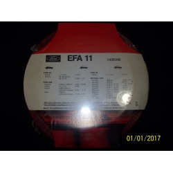 FILTRO ARIA FORD FIESTA I ESCORT I / EFA 11 / 1438016