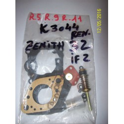 KIT CARBURANTE ZENITH 32 IF2 RENAULT 5 - 9 - 11