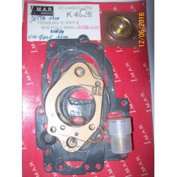 KIT CARBURATORE PIERBURG 31 PICT 6 /VW GOLF POLO JETTA