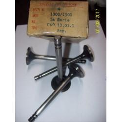 VALVOLE ASPIRAZIONE FIAT 1300-1500 / 06013011 /34X8X107
