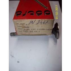 VALVOLE ASPIRAZIONE FIAT 131 1300 1600 / IN3467 / 34,5X8X100,5