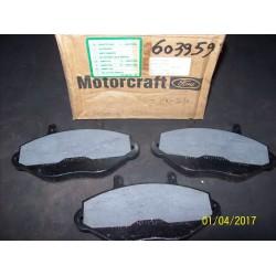 PASTIGLIE FRENO ANTERIORI FORD TRANSIT MOTORCRAFT EBD2049 - EBD3070 - 6965580