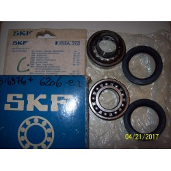 KIT CUSCINETTI POST.VW KAEFER -1500-1600-PORSCHE 924 - 944 / 113501277A - 113501283
