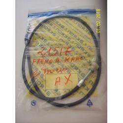 CAVO FRENO A MANO CITROEN AX T.T. / 75604194 - 95604194
