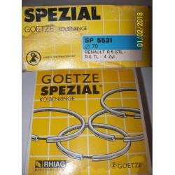 SERIE FASCE RENAULT 5 GTL - RENAULT 6 TL - D°70 / SP5531