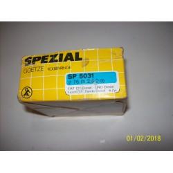 SERIE FASCE FIAT PANDA Diesel UNO Diesel FIORINO Diesel 127 Diesel / SP5031 - D°76