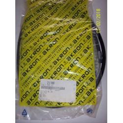 CAVO FRENO A MANO FIAT FIORINO 127 SEAT FURA / 4233045-4261125-4261126-HB16735800