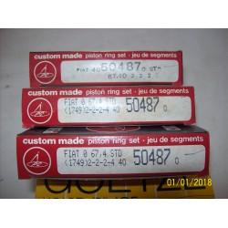 SERIE FASCE FIAT 500 F L D G BIANCHINA 67.4 STD