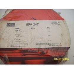 FILTRO ARIA FORD FIESTA II ORION I II ESCORT III 1.6 /EFA247- 6064881- 81SF9601BA -93152731