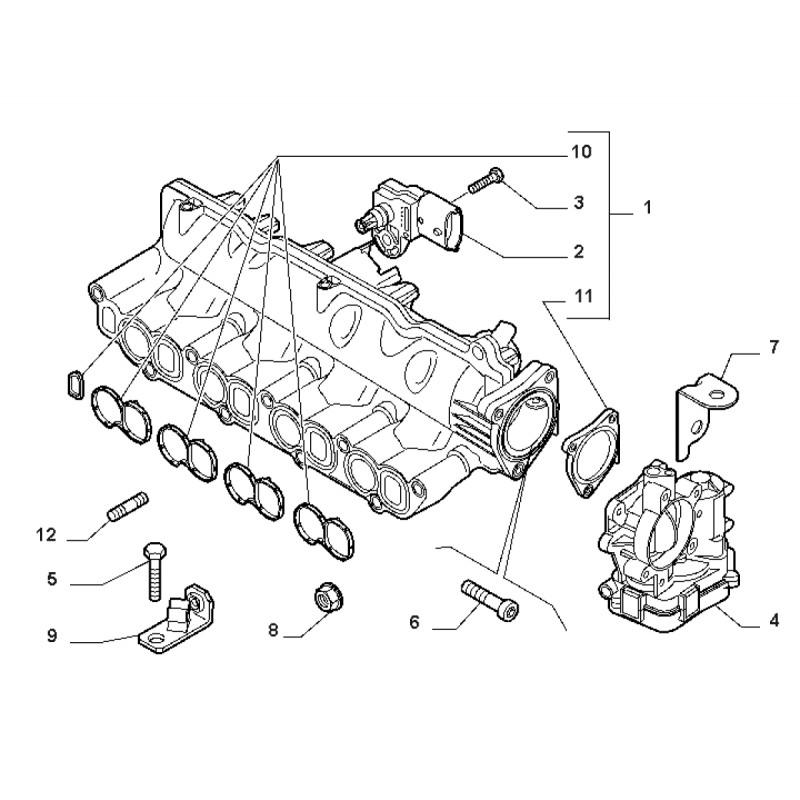 Fiat Doblo Bedradings Schema