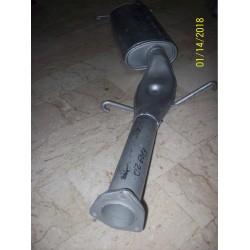 CENTRALE MARMITTA ALFAROMEO 6  2.5 TurboDiesel - 60737152 -119203000200