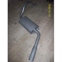 TERMINALE MARMITTA ALFAROMEO 6  2.5 TurboDiesel - 60737153 - 119203000300