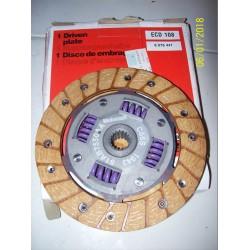 DISCO FRIZIONE FORD ESCORT III IV FIESTA I II - MOTORCRAFT ECD108 - 6076447-5006960-5006966-5015960-5024134-5025713-6050010