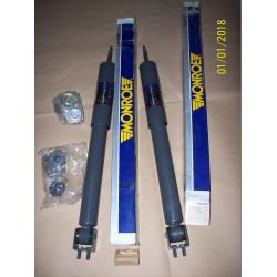 COPPIA AMMORTIZZATORI ANTERIORI MERCEDES W114-W115-MERCEDES SL R107 - MONROE 43001 -1073200030-1073200130