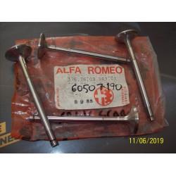 VALVOLE DI SCARICO ALFAROMEO CHRYSLER JEEP FORD OPEL - 60507190 - 116760330101