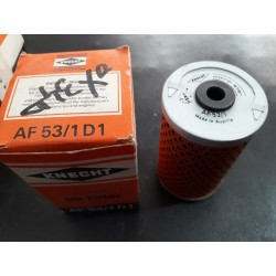 FILTRO OLIO MERCEDES M102 80-84 - KNECHT AF53/1D1 - MANN 1021800009