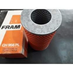 FILTRO OLIO MERCEDES TRUCKS CAMION OM956 OM353.970 - FRAM CH956PL - MANN H12107/1 - KNECHT OX44D
