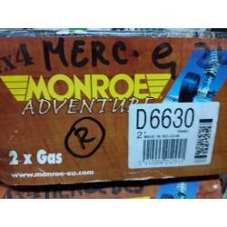 AMMORTIZZATORI ANTERIORI MERCEDES CLASSE G W460 - MONROE D6630 - 33233900 - 33234800