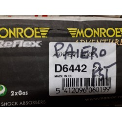 AMMORTIZZATORI POSTERIORI MITSUBISHI PAJERO SPORT - MONROE D6442 - MR448499