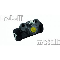 CILINDRETTO FRENO DX MITSUBISHI PAJERO L300 - METELLI 040446 - MB500485 - MB238511