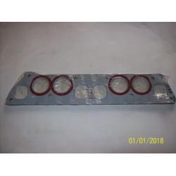 GUARNIZIONE COLLETTORE ASPIRAZIONE SCARICO OPEL - GLASER X07927-01 - 850609 - 90409583