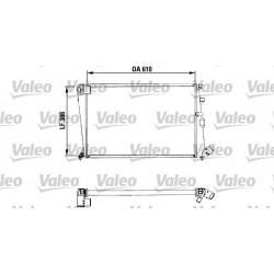 RADIATORE RAFFREDDAMENTO CITROEN XANTIA 2.0 ORIGINALE VALEO RA001 - VALEO 730961 - 133018 - 1330-18 -