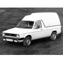 VW CADDY I 14  79-92