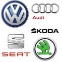 PASTIGLIE FRENO AUDI - SEAT - VW - SKODA